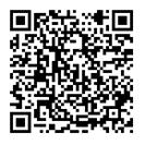 シェアサイクル「かさまCYCLING」 利用者登録二次元コード